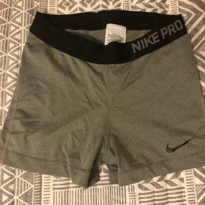 Nike spanks